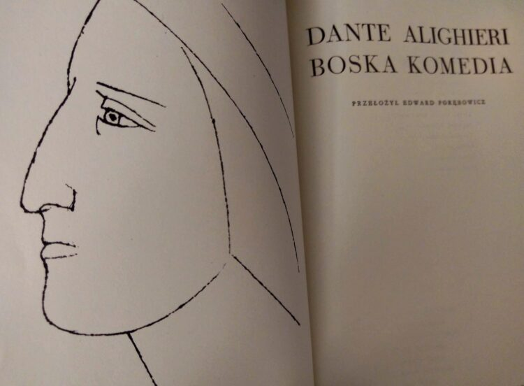 Boska komedia - Dante