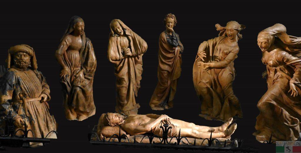 Niccolò dell'Arca – Il Compianto sul Cristo morto