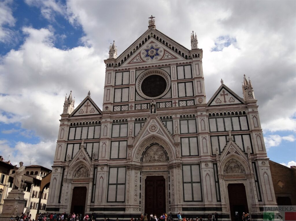Bazylika Santa Croce - Florencja