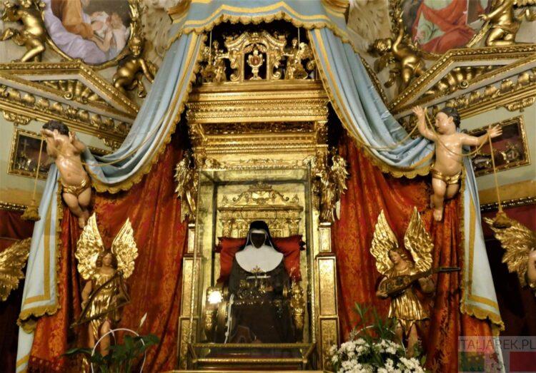 Św. Katarzyna de Vigri - patronka Bolonii