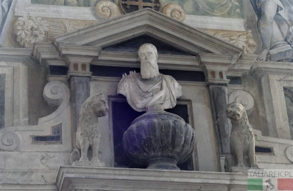 Popiersie Bragadina