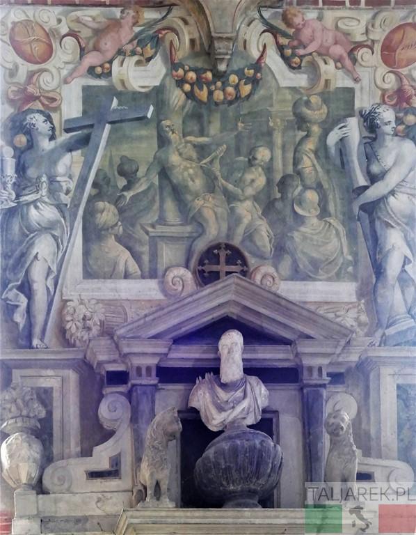 Bragadin - monument w Zanipolo