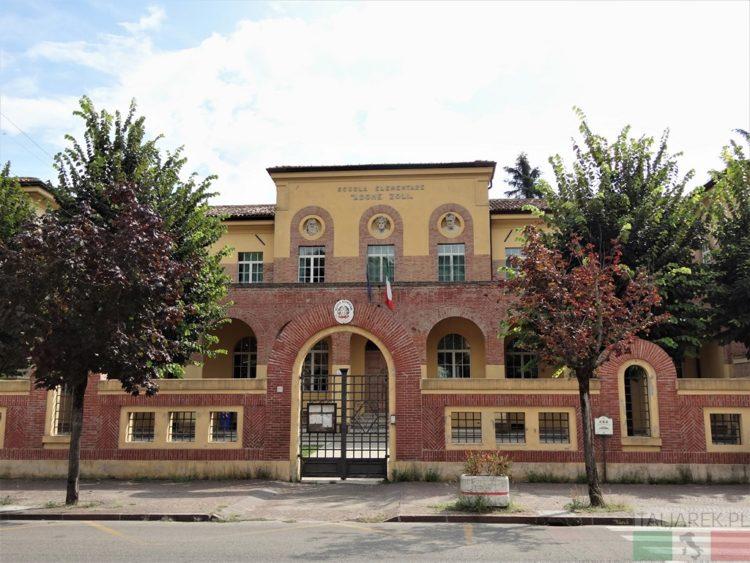 Predappio - szkoła podstawowa
