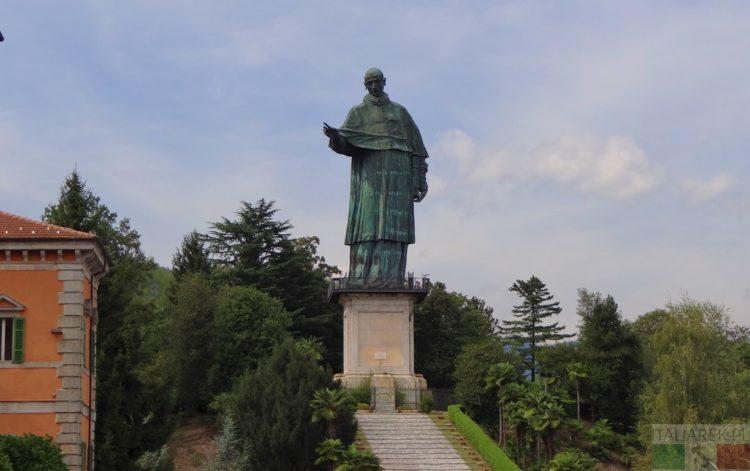 San Carlone, Arona