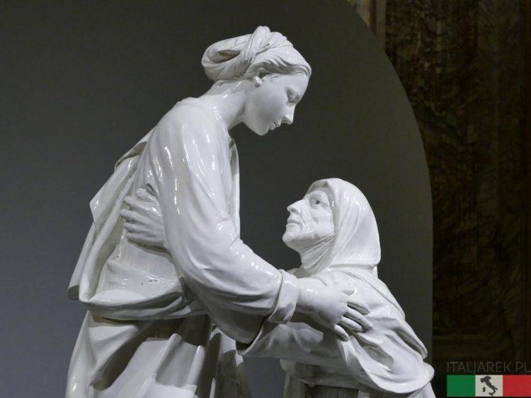 Nawiedzenie Luca della Robbia Pistoia