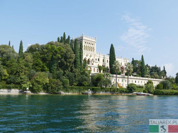 Isola del Garda - widok ogólny