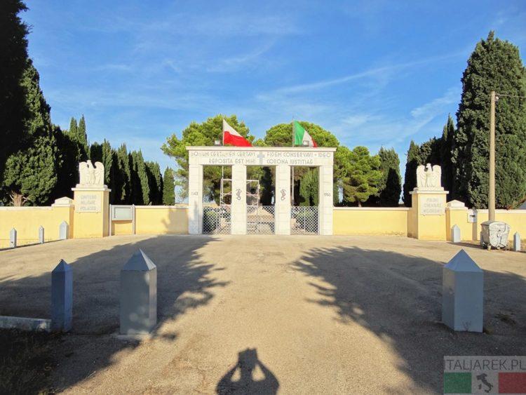 Casamassima - Polski Cmentarz Wojenny