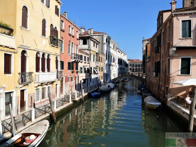Jeden dzień w Wenecji - popołudnie