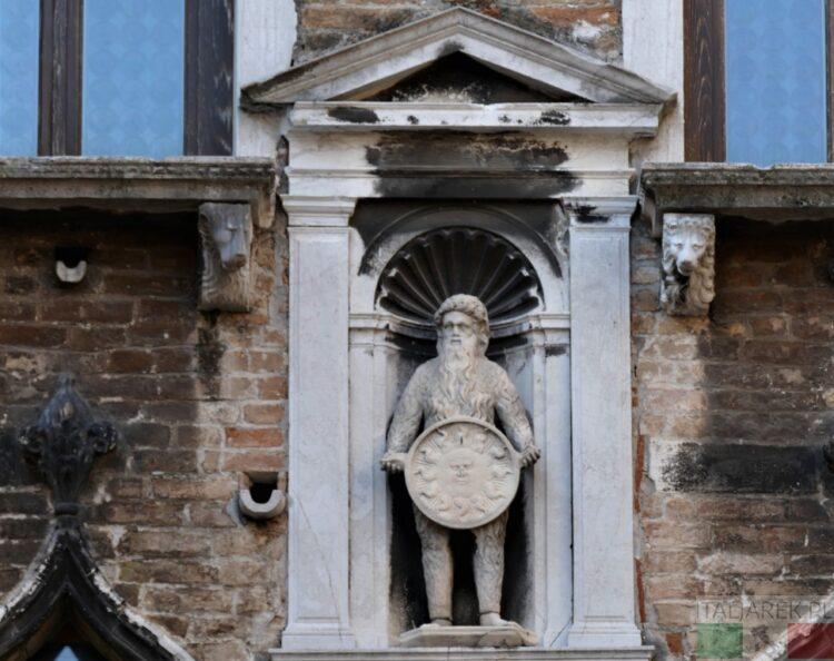 Homo Silvanus - sekrety Wenecji