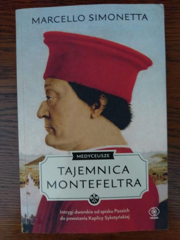 Tajemnica Montefeltra - M. Simonetta