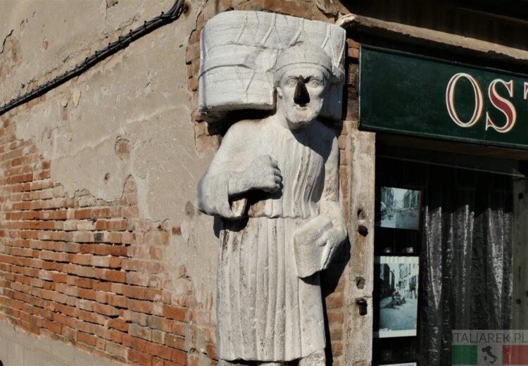 Sior Antonio Rioba - Campo dei Mori, Wenecja